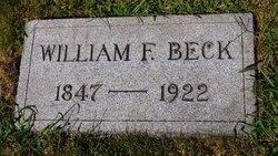 William F Beck