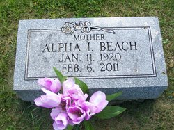 Alpha Irene <I>Shaw</I> Beach