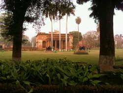 Lucknow - Residency Cemetery