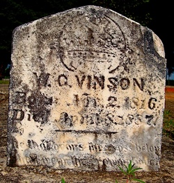 William Green Vinson