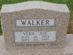 """Vern """"Joe"""" Walker"""