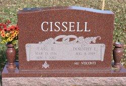 "Earl R ""Bob"" Cissell"