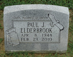 Paul Joseph Elderbrook