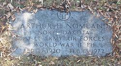 Arthur Herbert Nomland