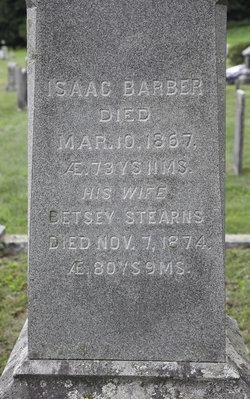 Isaac Barber