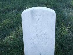 Lelia J Fields