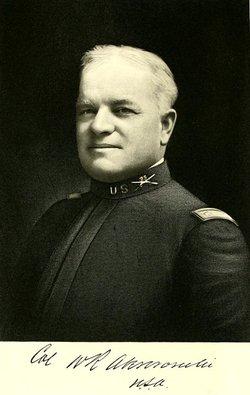 Col William Ralph Abercrombie