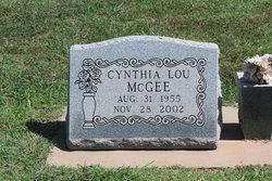 Cynthie Lou Adame-McGee