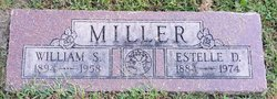 """Estella D """"Stella"""" <I>Shirey</I> Miller"""