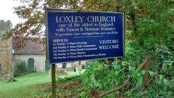 Loxley Churchyard