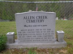 Allen Creek Cemetery