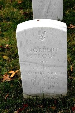 """Norbert Louis """"Norb"""" Stroot"""