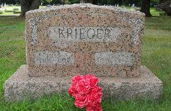 "Matilda ""Lillie"" <I>Schmidt</I> Krieger"