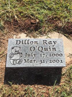 Dillion Ray O'Quin