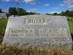 Raymond William Royer