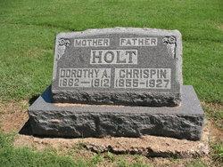 Chrispin Holt