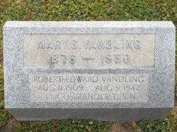 Robert Edward Vandling