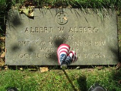 Albert W Alberg