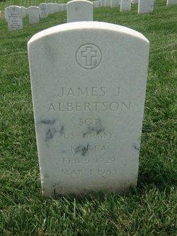 James J Albertson