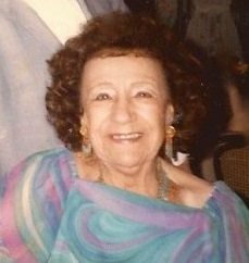 "Maria Luisa ""Mary"" <I>Rivera</I> Cummins"
