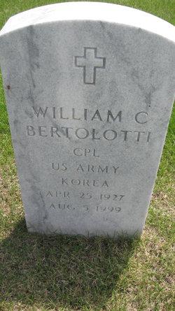 William C Bertolotti