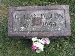 Lillian <I>Fitzsimons</I> Dillon
