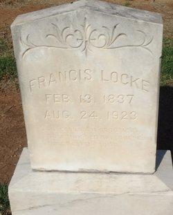 Francis Locke
