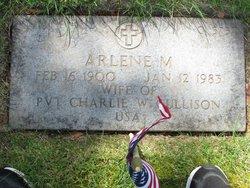 Arlene M <I>MOE</I> Cullison