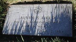 Alvin R Field