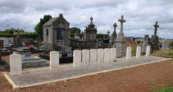 Cagnoncles Communal Cemetery