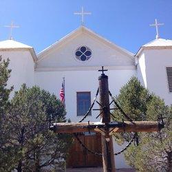 San Miguel Del Vado Church Cemetery