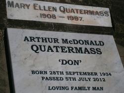 Mary Ellen Quatermass