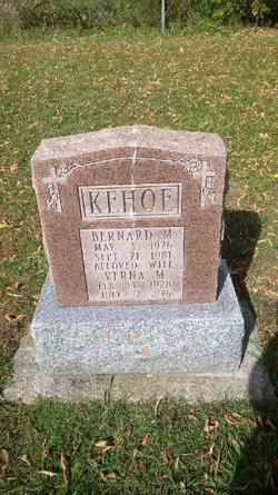 Bernard M Kehoe