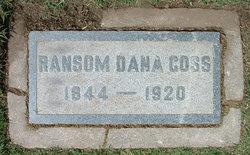 Ransom Dana Goss