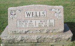 Mary E. Wells