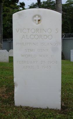 Victorino S. Alcordo