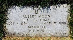 Marie H Moon