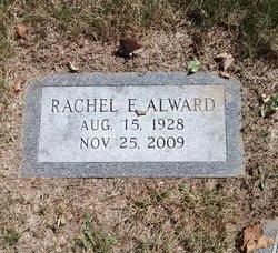 Rachel E <I>Hammond</I> Alward