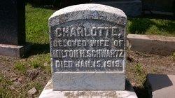 Charlotte <I>Mervy</I> Schwartz