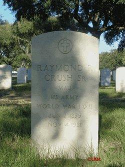 Raymond R Crush, Sr