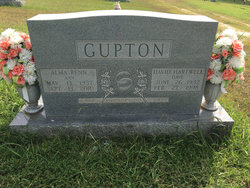 Alma Ann <I>Renn</I> Gupton