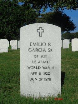 Emilio R Garcia, Sr