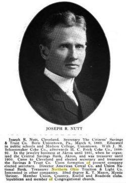 Joseph Randolph Nutt