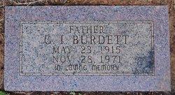 George Issac Burdett, Jr