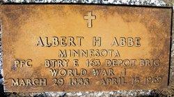 Albert Henry Abbe