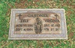 Virginia Sonia <I>Petrovich</I> Gardner