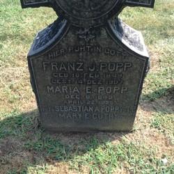 Franz Joseph Popp