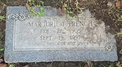 Marjorie French