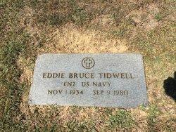 Eddie Bruce Tidwell