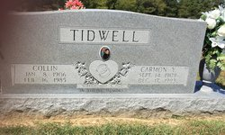 Carmon Y Tidwell